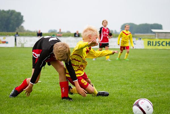 15/08/2015: Tornooi SK Berlare