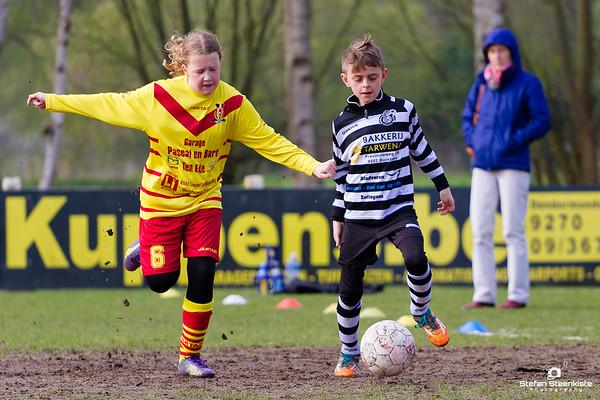 16/04/2016: KFC Edeboys - Borsbeke