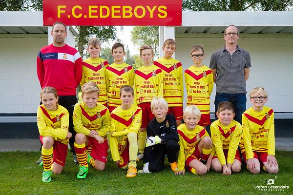 26/09/2016: KFC Edeboys - Moortsele B