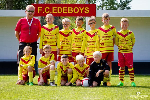 29/08/2015: KFC Edeboys - Windeke