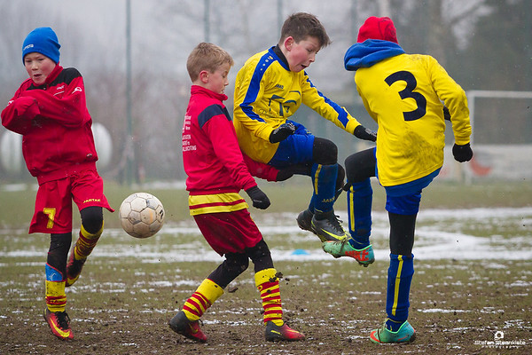 11/02/2017: KFC Edeboys - SKV Overmere