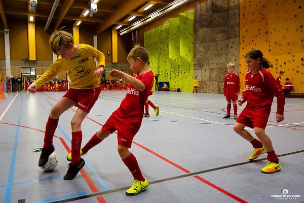 27/12/2016: Indoortornooi KVV Laarne-Kalken