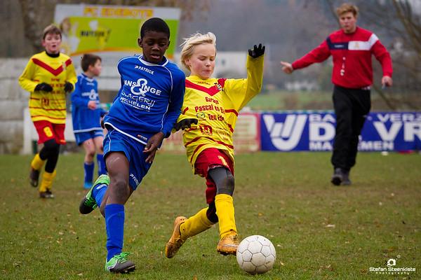 26/11/2016: KFC Edeboys A - Serskamp Schellebelle