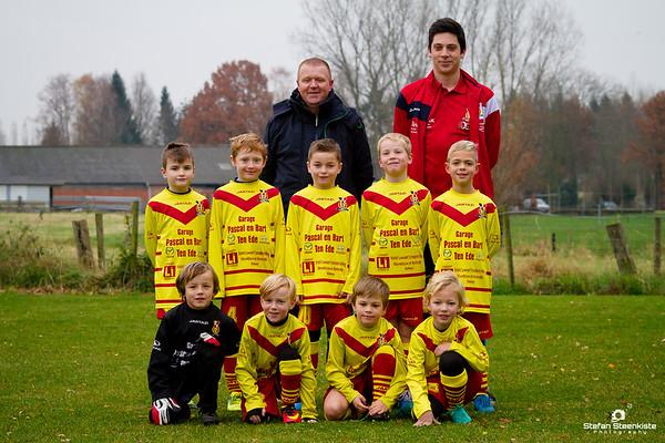 26/11/2016: KFC Edeboys - Gijzel-Oosterzele A