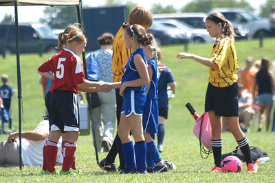 FC Kentucky U11G Fall 2013