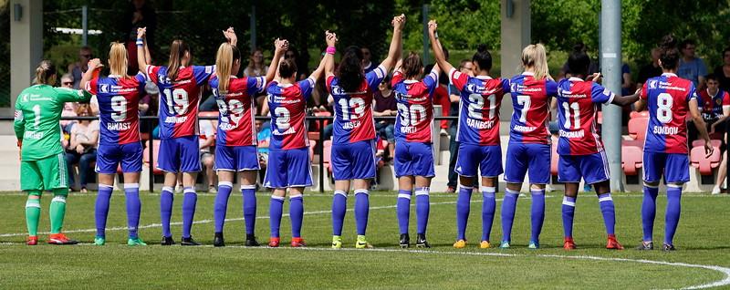 FC Basel Frauen - FCZ  (8)