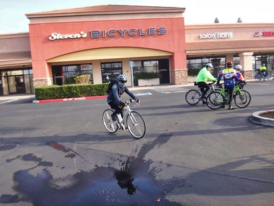 FCC New Years Day Ride (Muffin ride)