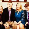 Rev. Dr. John Regan and Family