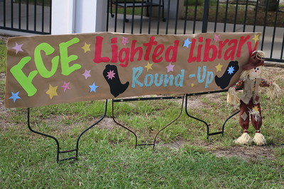 FCE Lighted Library