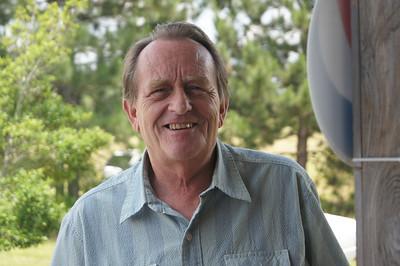 President David Snell, June 2012