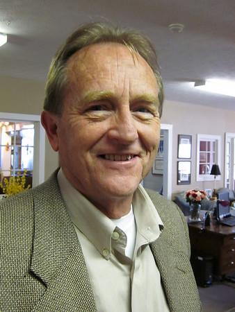 2011 02-17 David Snell at FCH headquarters in Americus, GA  lf