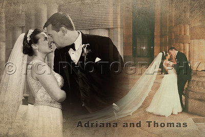 Adriana and Thomas