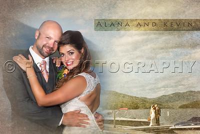 Alana and Kevin