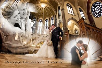 Angela and Thomas