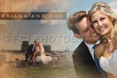 Briana and Dan