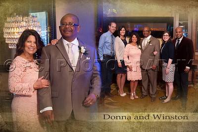 Donna and Winston