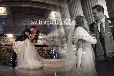 Kelli and Joshua
