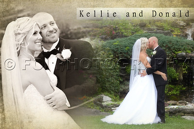 Kellie and Donald