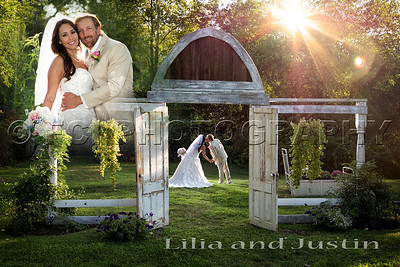 Lilia and Justin