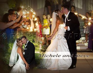 Michele and Steve