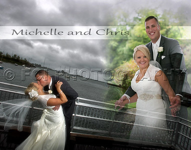 Michelle and Chris