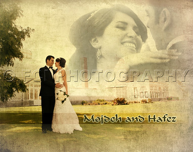 Mojdeh and Hafez