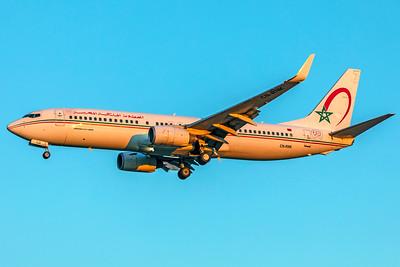 Royal Air Maroc Boeing 737-8B6 CN-RNK 12-10-18