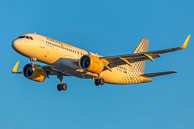 Vueling Airbus A320-271N EC-NAE 12-10-18