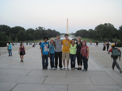 2012 Washington DC Trip