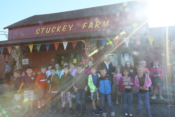 Kindergarten Field Trip to Stuckey Farm