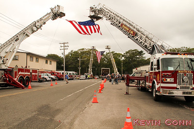 FDNY 343 Ride Day 1,  09/07/16