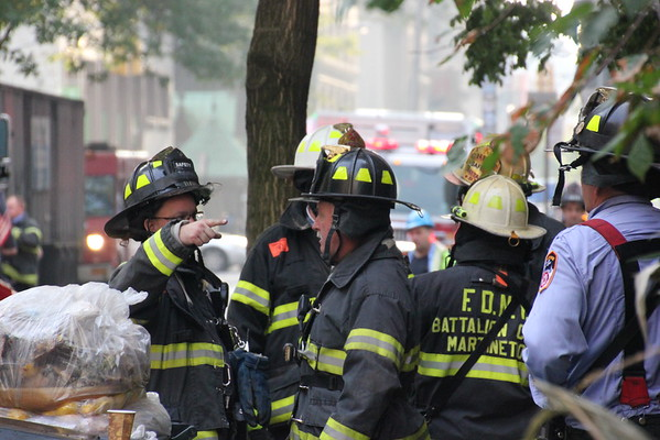 FDNY Box 66-66-0662.  9 W29th st    6 Alarms