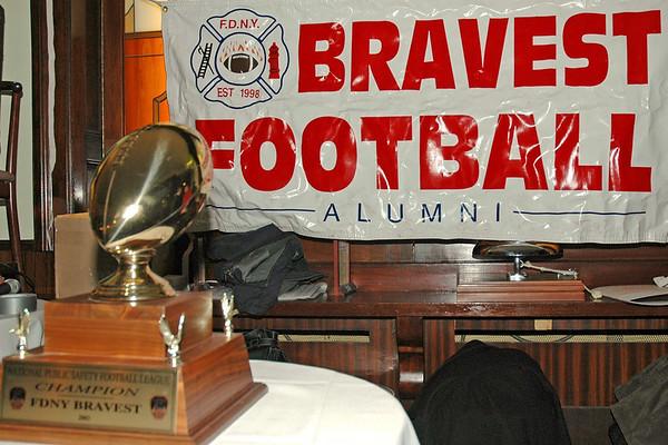 FDNY Bravest Football Team 2007