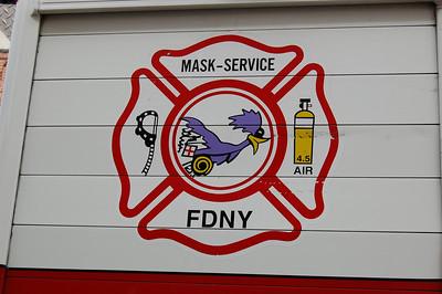 FDNY Mask Service