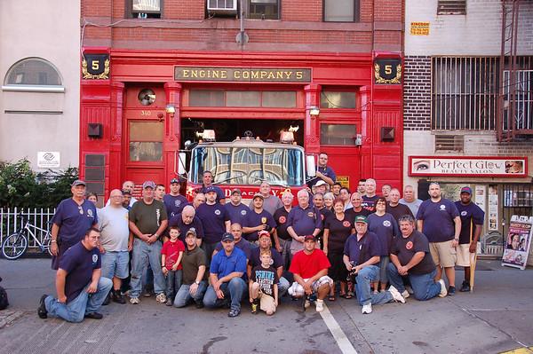 FDNY Benefit Bus Trip 2013