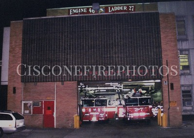 Engine 46 - Ladder 27 - SLC 27