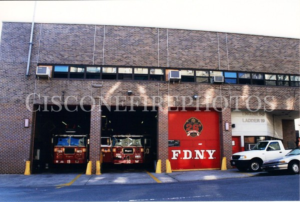 Engine 50 - Ladder 19 - Battalion 26