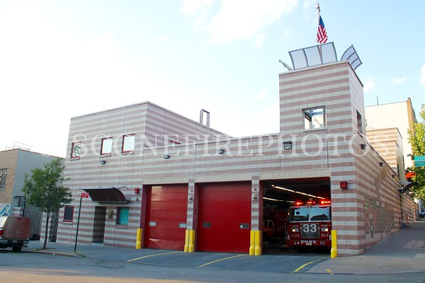 Engine 75 - Ladder 33 - Battalion 19