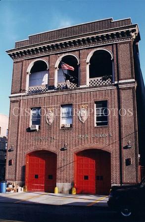 Engine 94 - Ladder 48 - Battalion 3