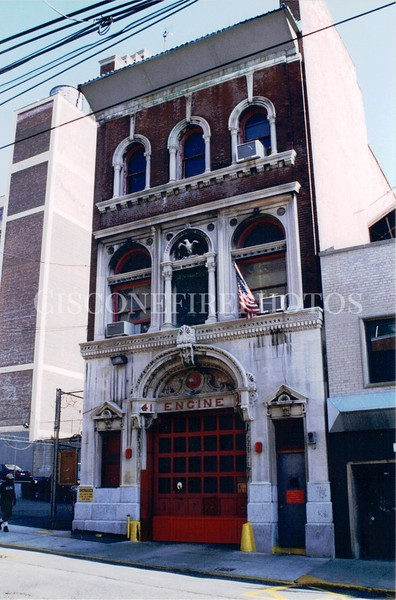 Squad 41<br /> 330 East 150th Street - Built 1904