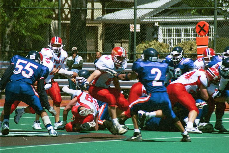 Bravest vs Corrections<br /> Midwood Field 2002