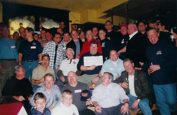 FDNY Football 2002