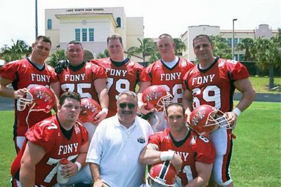2003 West Palm , Florida <br /> Coach Franl and his Boys