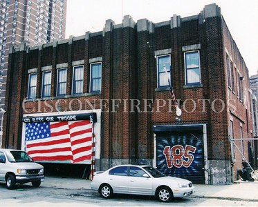 OLD QUARTERS OF ENGINE 17
