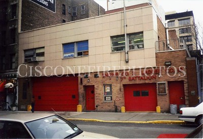 ENGINE 3 / LADDER 12 / BATTALION 7 / HI RISE 1 QUARTERS