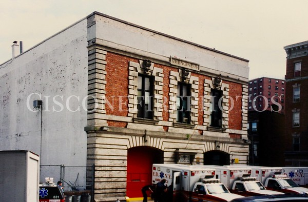 FDNY - Old Firehouses