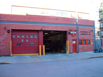 FDNY Fire Stations