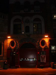 Engine-55's Quarters at 363 Broome Ave in Manhattan.