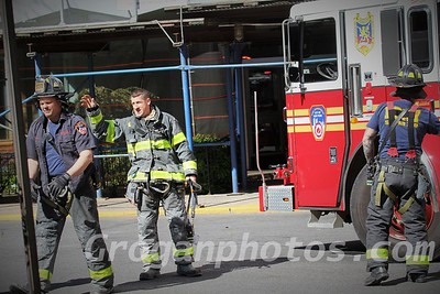 2nd Alarm Rochdale Village 4/20/16 Fire in Power Plant and Power Outtage