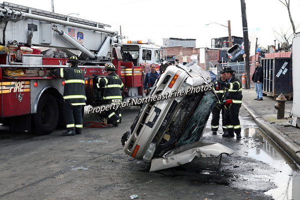 Bronx- Engine 38 and TL 51 Drill- 2006